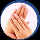 Krema za roke in obnohtno kožico